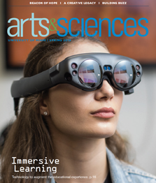 artsandsciences spring 2019 magazine
