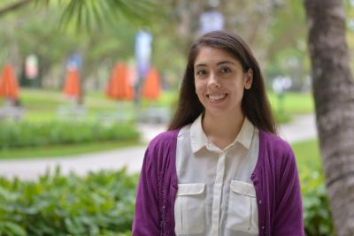 UM Graduate Student Wins Prestigious National Award